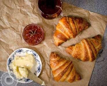 Receita de Croissant fácil Tudo Gostoso
