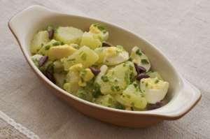 Receita de Salada portuguesa versátil