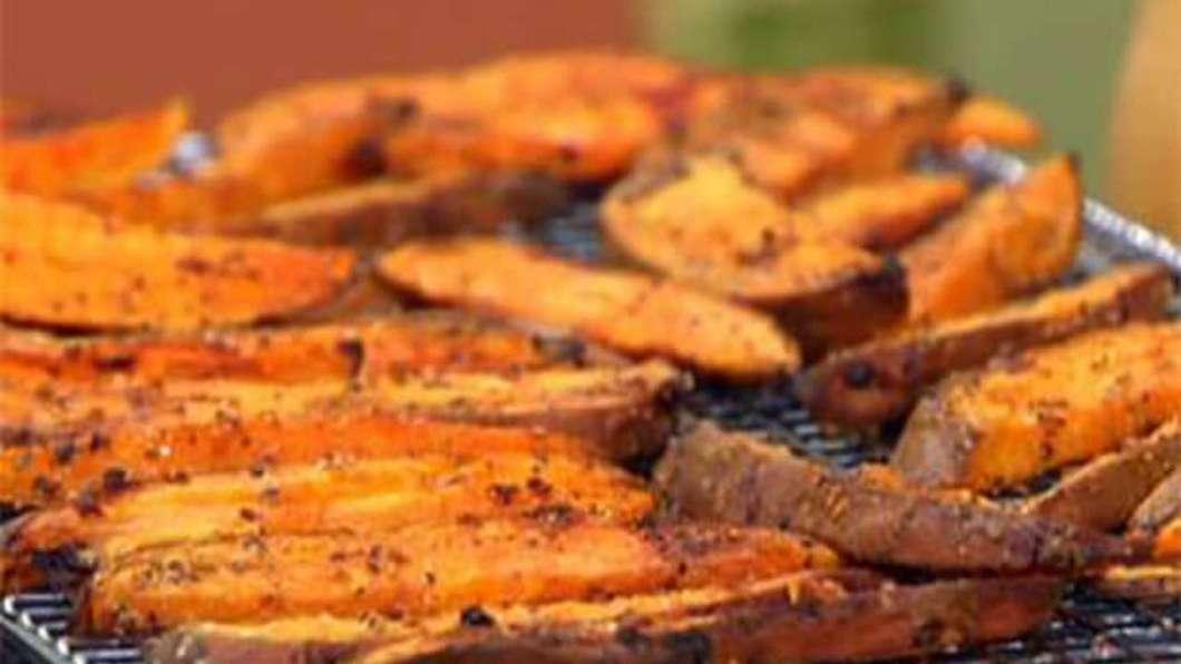 Receita de Batatas Defumadas com Páprica