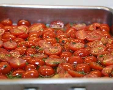 Receita de Tomate Confit