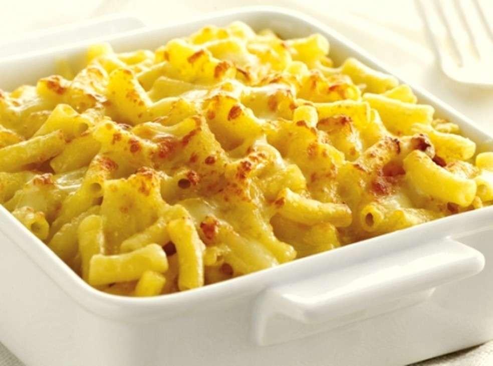 Receita de Macarrão com Queijo (Mac and Cheese