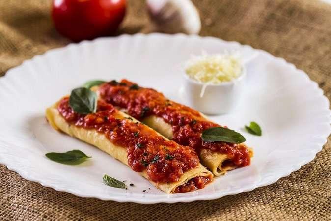Receita de Panqueca de Carne Moída Simples e Fácil