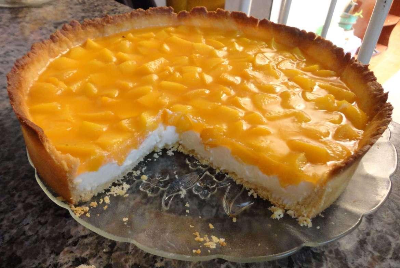 Receita de Torta de Abacaxi Deliciosa
