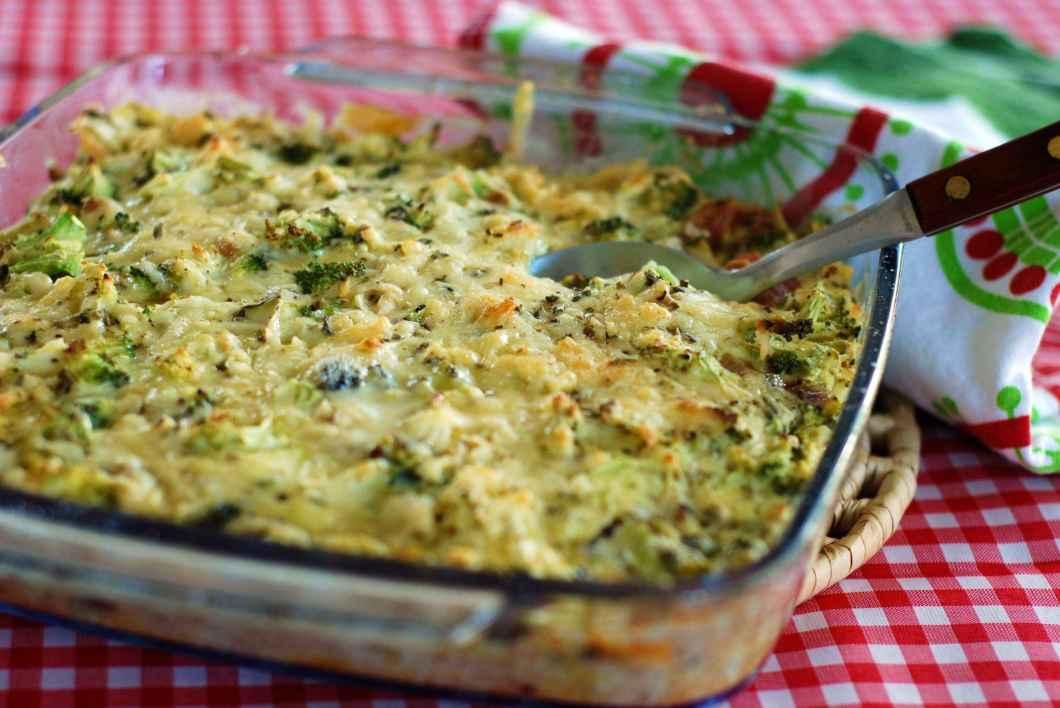 Receita de Brócolis gratinada Tudo Gostoso