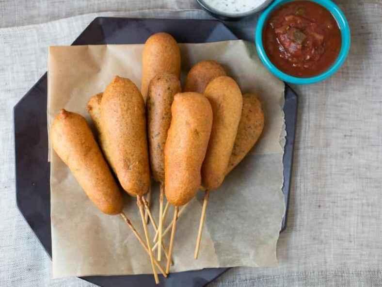 Receita de Salsicha Empanada Tradicional