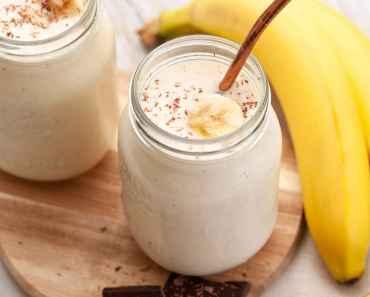 Receita de Vitamina de Banana Ana Maria Braga