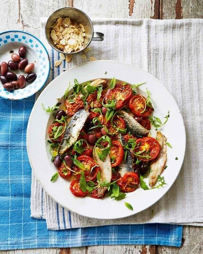 Receita de Sardinha na Panela de Pressão Simples para almoço