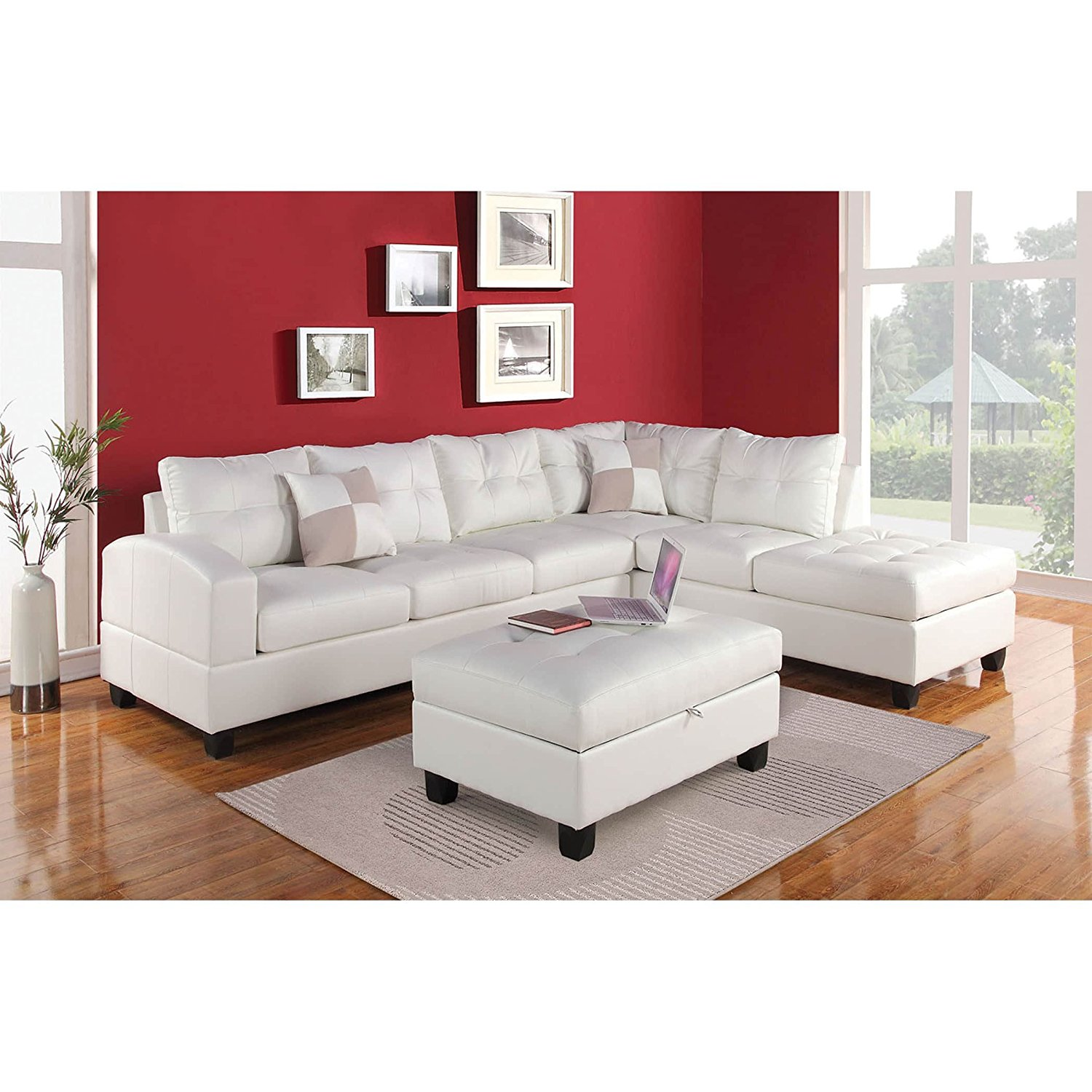 can you clean white leather sofas sofa arm table plans the benefits of having a sectional cool