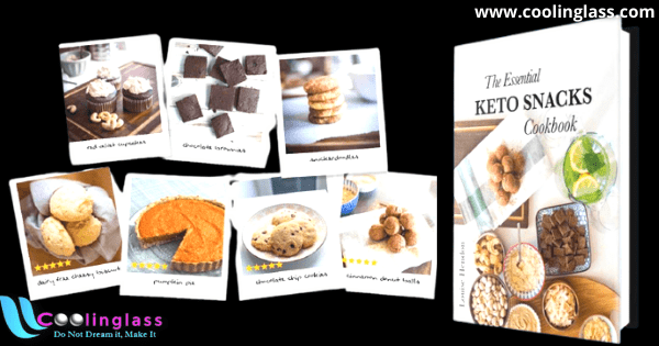 Keto Snacks Cookbook