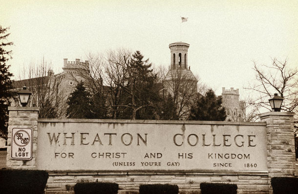 wheaton-sign