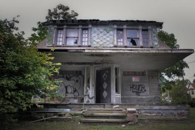 The serial killer house - in Ohio!