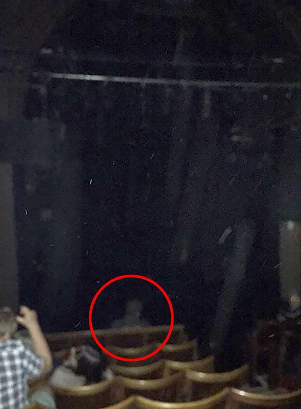 Paranormal hunters claim to prove ghosts exist with