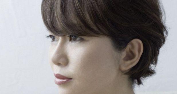 """La cantante Hiroko Williams promocionando su album """"A Wish"""""""