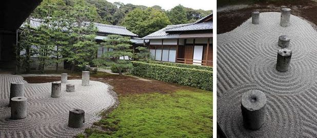 Jardines del templo Tōfuku-ji (Este)