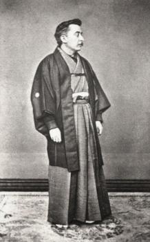 Lafcadio Hearn, de nombre japonés Yakumo Koizumi, es el autor de «En el Japón Fantasmal».