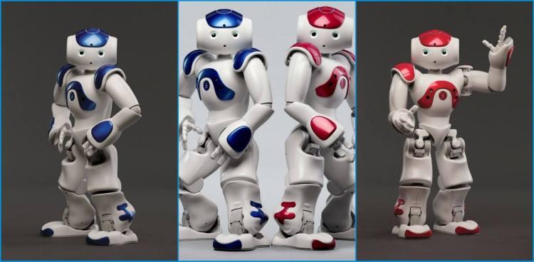 El robot NAO de Aldebaran robotics