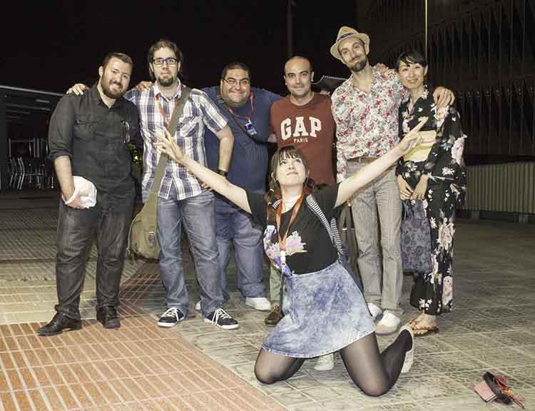 Equipo de CoolJapan.es desplazado al salón del Manga de Bilbao