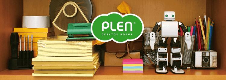 PLEN2, ya a la venta gracias al éxito de su campaña en Kickstarter.