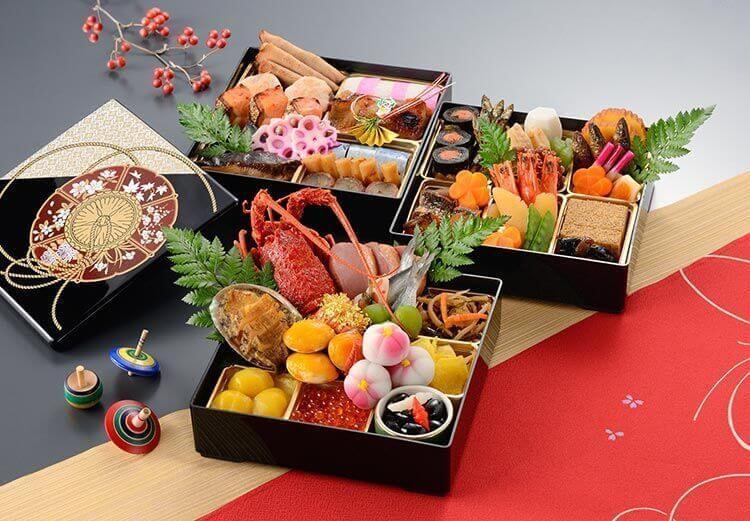 Año nuevo japonés - Osechi