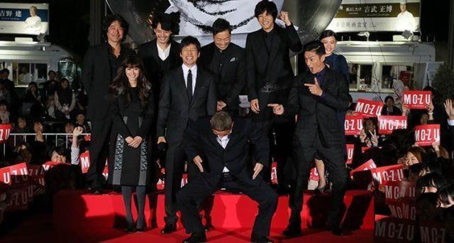 Crónicas del TIFF 2015 Kitano