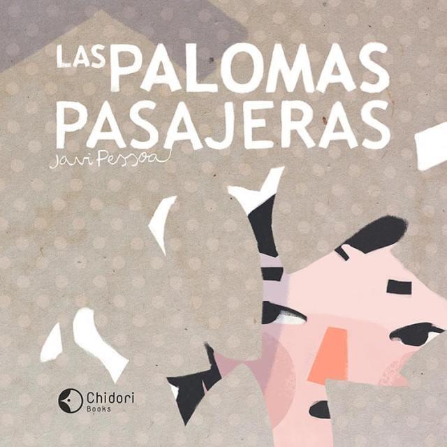 El cuento «Las palomas pasajeras» publicado en 2015 en Chidori Books.