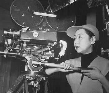 Kinuyo Tanaka como directora