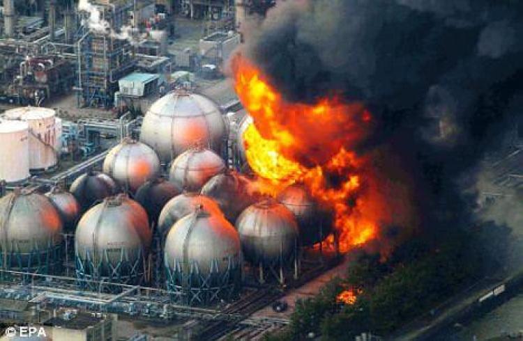 fuJapan_radiation leak fears at nuclear power facilities