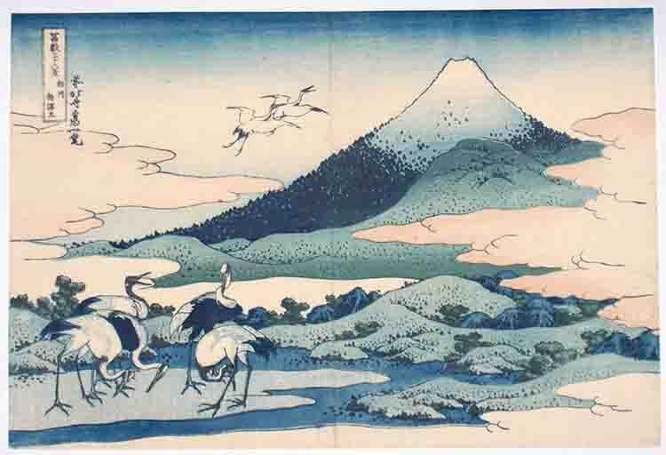 100 vistas al Monte Fuji