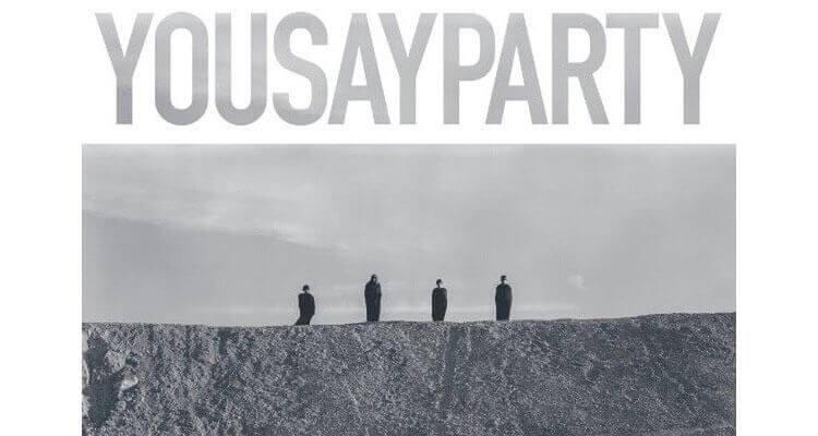 """Portada del LP """"You Say Party"""""""