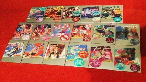 La serie Monogatari, con ilustraciones de VOFAN, es la más longeva en su catálogo.