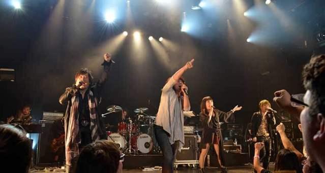 JAM Project en concierto