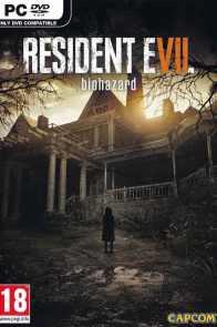 Carátula internacional de la versión de PC de Resident Evil 7: Biohazard