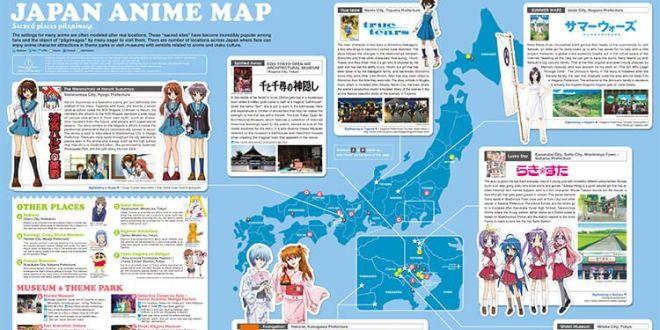 Japón en el anime