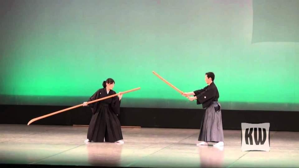 Chokugen ryu Onaginatajutsu