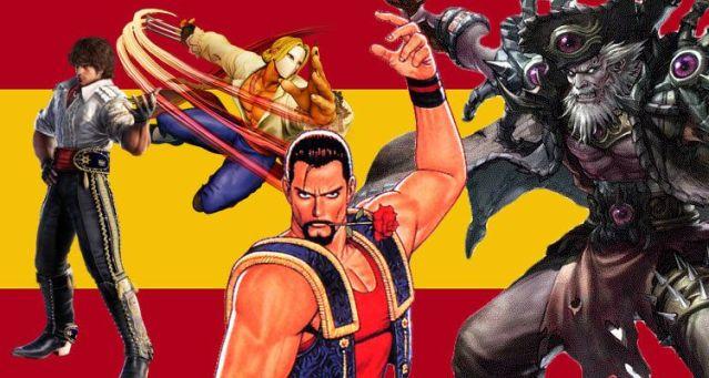 españoles en el mundo de los videojuegos japoneses