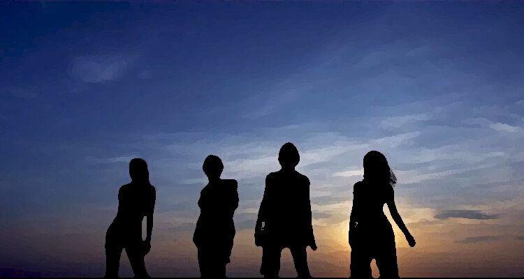 FAKY promocionando el single «SUGA SWEET»