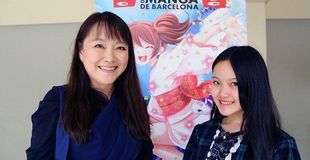 Azumi Inoue y Yu Yu