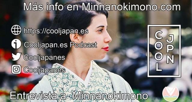 Podcast Entrevista a Minna no Kimono