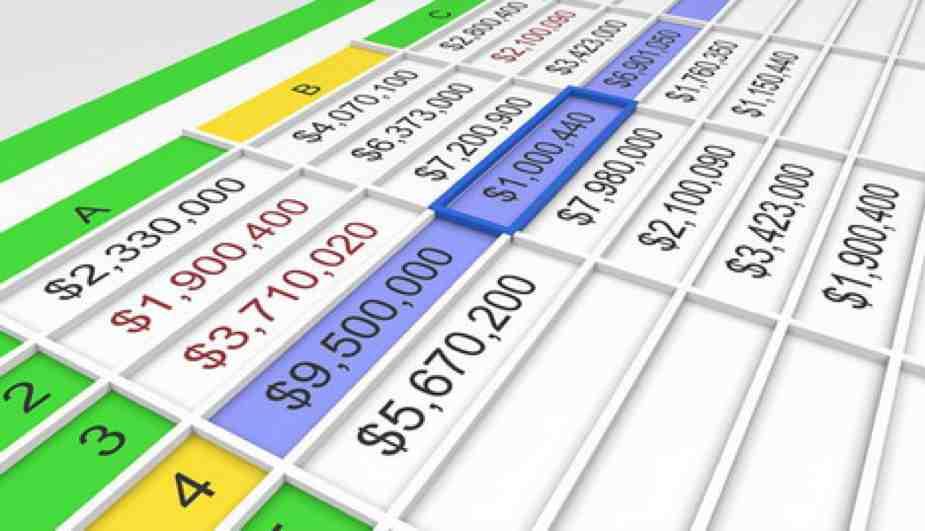 30 Template Excel Keren Untuk Monitoring Dan Proyek