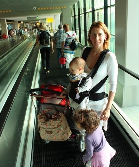 Traveling Mom