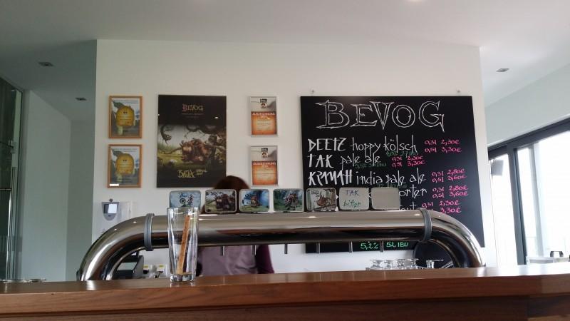Bevog Brewery