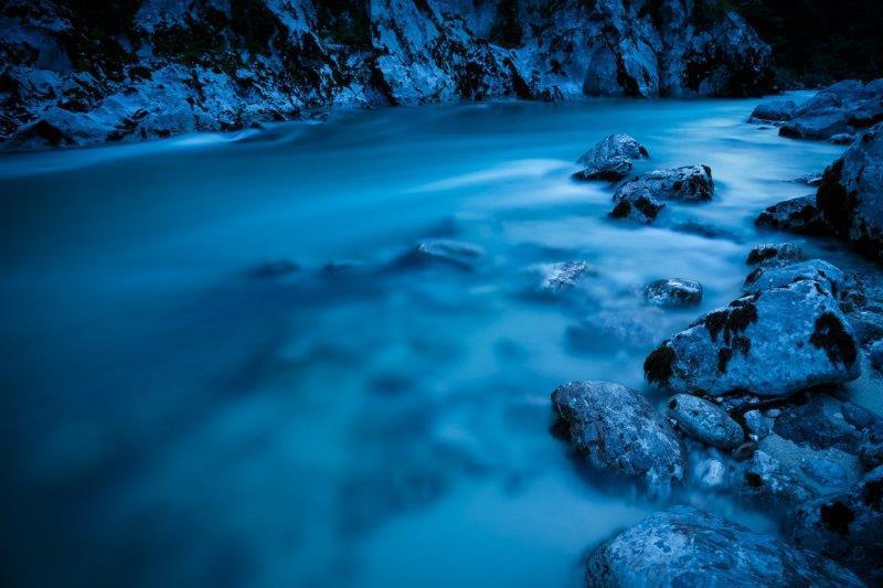 river soca
