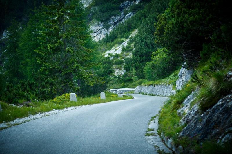 Mangart Road