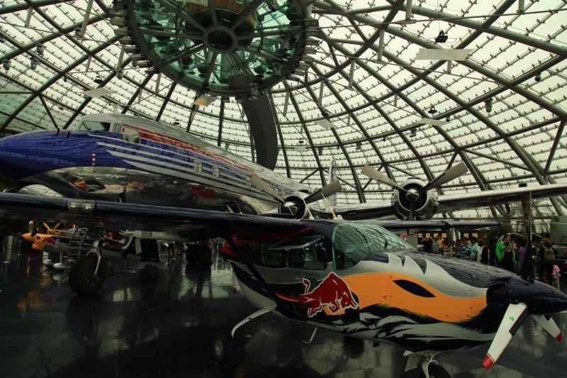 salzburg hangar 7