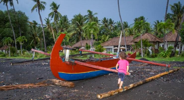 travel with kids asia