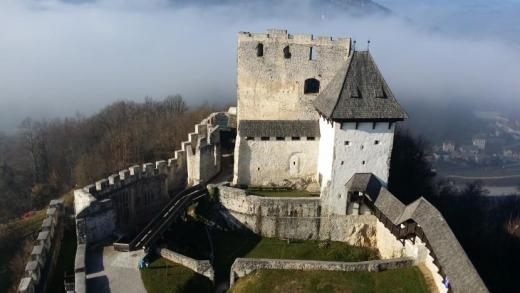 Old Castle Celje