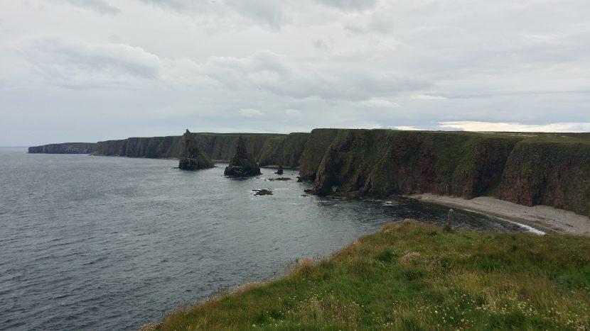 cliffs scotland