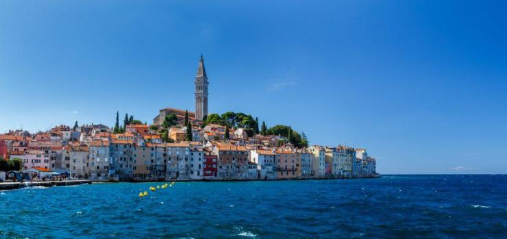 Rovinj with kids
