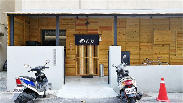 [臺中] 麵屋六花 中醫商圈拉麵店 口味不錯有日本味 | 酷麥克同名網誌