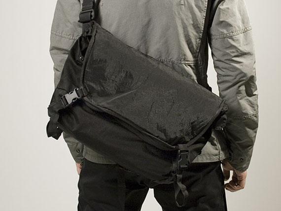 Transformable Waterproof Messenger Bag  Cool Material